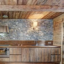 cuisine montagne architecture cuisine traditionelle moderne chalet le chalet de
