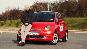 fiat 500 nowy fiat 500 1 2 lounge 2015 test pl youtube