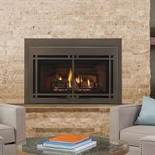 napoleon ascent 42 b42 direct vent gas fireplace clean face