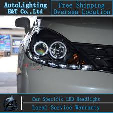 nissan juke xenon headlights 2015 popular nissan tiida led buy cheap nissan tiida led lots from