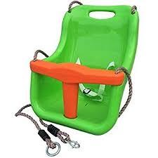 siège bébé pour balançoire siège bébé balançoire avec câble et anneaux de montage amazon fr