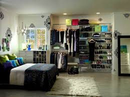 Open Bedroom Bathroom by Bedroom Prepossessing Closet Storage Contemporary Wall Mounted