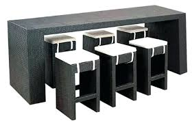 Sofa Table With Stools Side Table Side Bar Table Android Tablet Sidebar Outside Bar