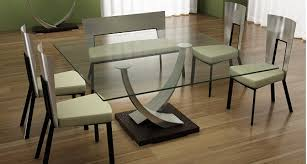 Square Glass Dining Table Ambiente Furniture Elite Tangent 60 Square Dining Table