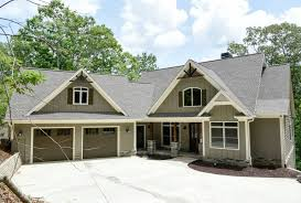 custom home design 489 lake arrowhead ga