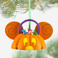disney store mickey mouse halloween light up ear hat christmas