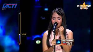 download mp3 hanin dhiya nike ardila hanin dhiya hurt christina aguilera rising star indonesia
