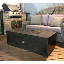 Rectangle Fire Pit - dreffco 24