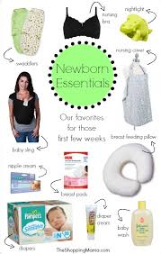 newborn essentials newborn essential products favorites for the six weeks