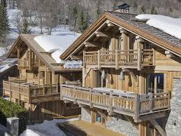 housse de couette montagne chalet meribel ski chalet et spa avec décoration intemporelle très