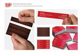 kit kit business card j walter thompson canada