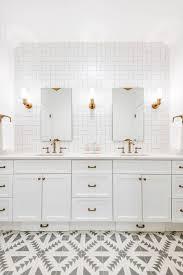 patterned tile bathroom gorgeous patterned floor and patterned tile make for one fantastic
