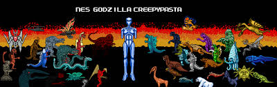 Know Your Meme Creepypasta - nes godzilla creepypasta know your meme