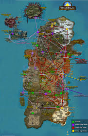 kalimdor map dongyrn s gaming reviews archive page