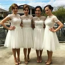 black and white wedding bridesmaid dresses sale of honor dress white princess bridesmaid