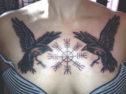 39 traditional raven tattoos
