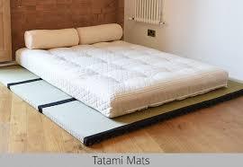 Tatami Mat Bed Frame Single Kingsize Beds Futon Company