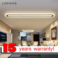 eclairage pour cuisine moderne lofahs led plafond lustre moderne plexiglas cuisine éclairage à la