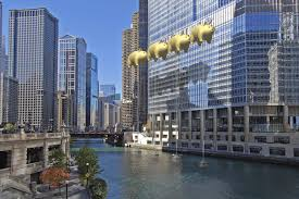pig balloons will tower sign be obscured by flying pigs chicago tribune
