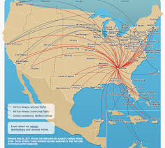 swa route map southwest airlines jet skids runway plus merger approved with