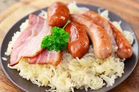 cuisine regionale soirée cuisine régionale le 18 décembre la choucroute la