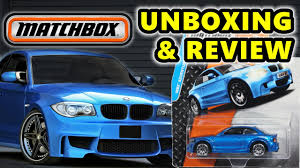 bmw 1m review matchbox bmw 1m unboxing review