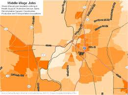 Oregon Maps Salem Polarization Maps Oregon Office Of Economic Analysis