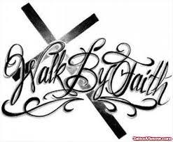 walk by faith on chest viewer com diy