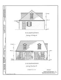 blacksmith shop floor plans historic house plan drawings of new orleans la book 1 j randal