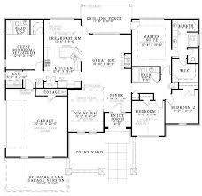House Floor Plans 2000 Square Feet 72 Best Floor Plans Images On Pinterest House Floor Plans Dream