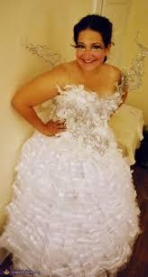 katniss everdeen wedding dress costume everdeen wedding gown costume