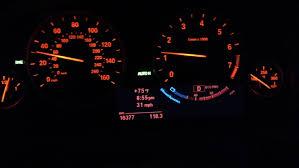 bmw speedometer digital speedometer