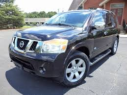 black nissan armada flex fuel nissan armada for sale used cars on buysellsearch