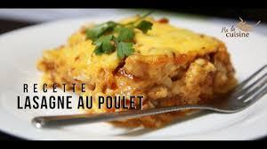 herve cuisine lasagne lasagne poulet