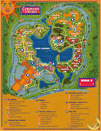 Walt Disney World Transportation Map by Disney U0027s Coronado Springs Resort Guide Walt Disney World