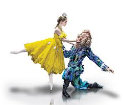 beauty and the beast texas ballet theater