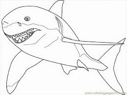 amazing sharks coloring pages inspiring colori 5814 unknown