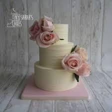 Wedding Cake Fresh Flowers Cake With Flowers Roses