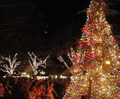 Christmas Tree Lighting Julefest Tree Lighting