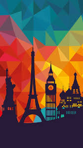 New York travel apps images Tap and get the free app art creative multicolor city paris png