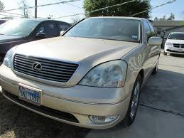 lexus ls430 interior new and used lexus ls 430 for sale motorcar com