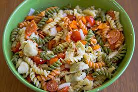 basic pasta salad sugarcrafter