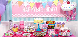 party ideas for kids birthday party ideas