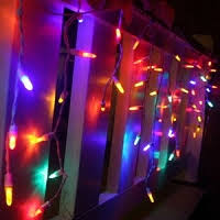 twinkling white led icicle lights led icicle lights
