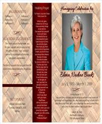 Funeral Pamphlet Ideas 35 Printable Obituary Obituary Program Card 36 Printable Obituary