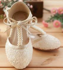 wedding shoes for girl handmade pink lace flower girl shoes ivory flat pearl bridesmaid