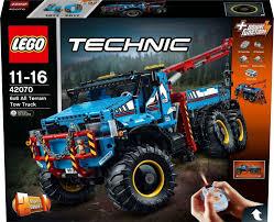 lego technic truck lego technic all terrain tow truck 42070 compare prices on