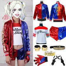 Halloween Costume Harley Quinn Harley Quinn Costume Ebay