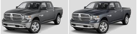 dodge truck options 2016 ram 1500 big horn color options