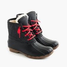 ugg womens boots dillards sperry womens saltwater quilted tartan plaid waterproof duck boots